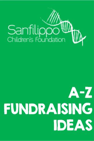 SCF A-Z fundraising ideas