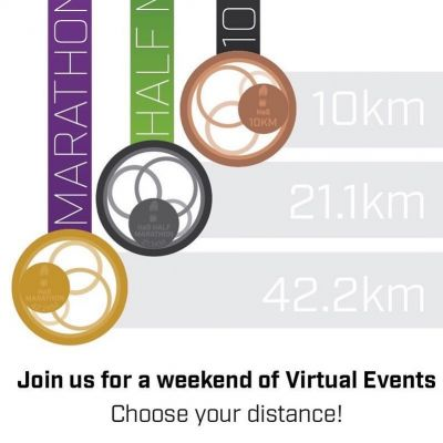 2021 Heart & Soles Virtual Running