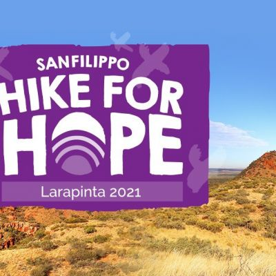 2021 Hike for Hope - Larapinta